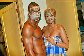 Wild vacation sex in Turkey: Day 4 - Crazy hotel sex games after night club