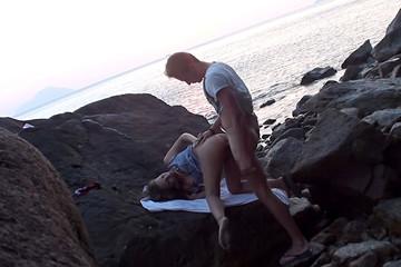 Thailand holiday fuck scenes, Couple shoots Thai sex video